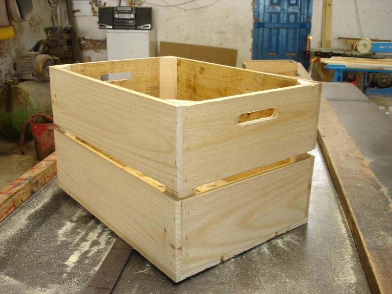 caja fruta