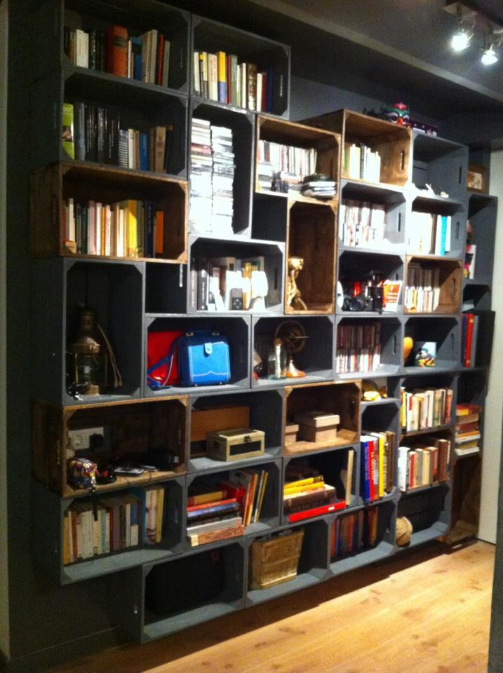 cajas fruta libreria - Cajas Fruta